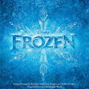 Обложка саундтрека к «Холодному сердцу»
