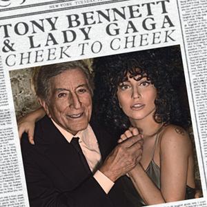 Обложка альбома «Cheek to Cheek»