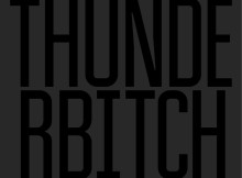 Обложка «Thunderbitch»