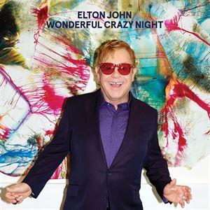 Обложка альбома «Wonderful Crazy Night»