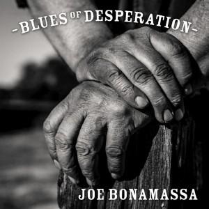Обложка «Blues of Desperation»