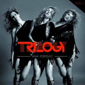 Обложка «Trilogy Vol.1»
